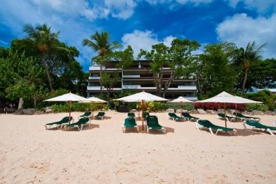 2 Bedroom Beachfront Villa on Paynes Beach - Image 1 - Paynes Bay - rentals