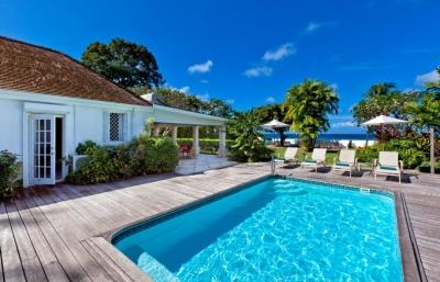 Colourful 4 Bedroom Villa with Private Pool & Garden in St. Peter - Image 1 - Gibbes - rentals