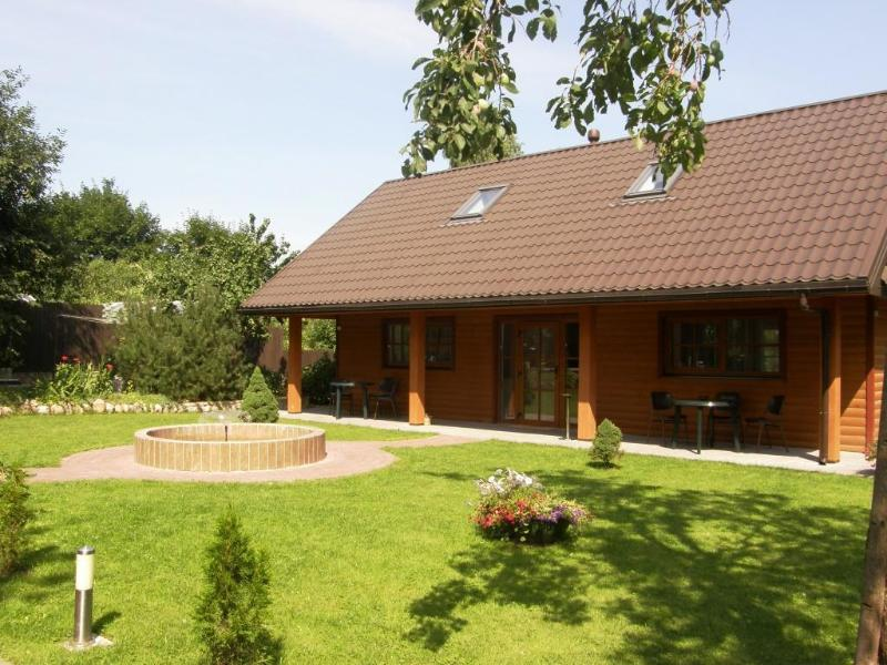 Villa Trakaitis - in TRAKAI - Trakaitis g.house - Image 1 - Trakai - rentals