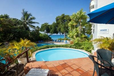 Attractive 3 Bedroom Villa at the Renowned Merlin Bay Complex in St. James - Image 1 - Saint James - rentals