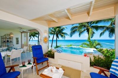 Unique 2 Bedroom Condo with Plunge Pool in St. James - Image 1 - Saint James - rentals