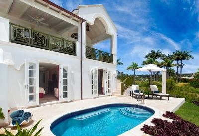 3 Bedroom Villa with view of the Caribbean Sea in St. James - Image 1 - Saint James - rentals