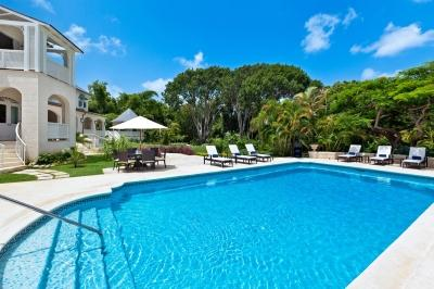Wonderful 5 Bedroom Villa with Swimming Pool in Sandy Lane Estate - Image 1 - Saint James - rentals