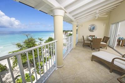 3 Bedroom Penthouse with Ocean View in Christ Church - Image 1 - Christ Church - rentals