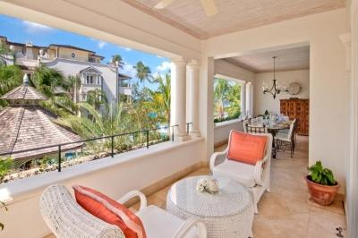 Amazing 3 Bedroom Apartment with Ocean View in Schooner Bay - Image 1 - Mullins Beach - rentals