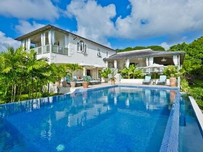 4 Bedroom Villa with Pool in the Private Neighbourhood of Sion Hill - Image 1 - Saint James - rentals