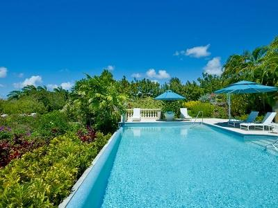 Stylish 6 Bedroom Villa in the Renowned Royal Westmoreland Golf Resort - Image 1 - Westmoreland - rentals