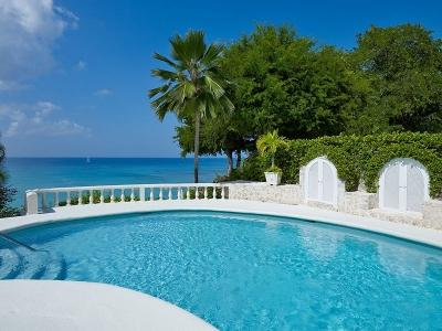 Spectacular 4 Bedroom Villa with View of the Caribbean Sea in The Garden - Image 1 - The Garden - rentals