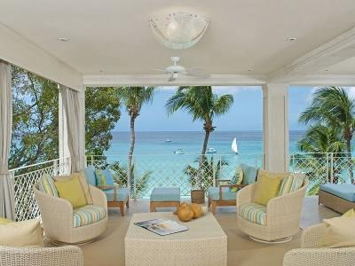 Dramatic 5 Bedroom Apartment in Paynes Bay - Image 1 - Holder's Hill - rentals