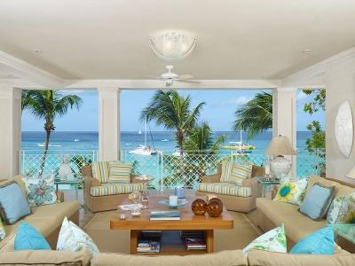 Dramatic 5 Bedroom Apartment in Paynes Bay - Image 1 - Paynes Bay - rentals