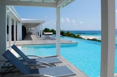 4 Bedroom Villa with Pool in Blowing Point - Image 1 - Blowing Point - rentals