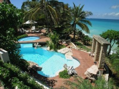 Comfortable 4 Bedroom Villa with Garden in Barnes Bay - Image 1 - Barnes Bay - rentals