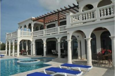4 Bedroom Villa with Panoramic View in Shoal Bay Village - Image 1 - Island Harbour - rentals