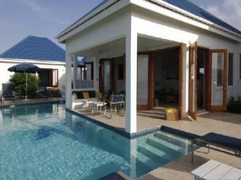 Contemporary 3 Bedroom Villa in Maundays Bay - Image 1 - Anguilla - rentals