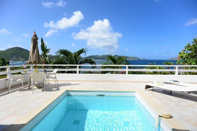 Beautiful 2 Bedroom Hillside Villa in Pointe Milou - Image 1 - Pointe Milou - rentals