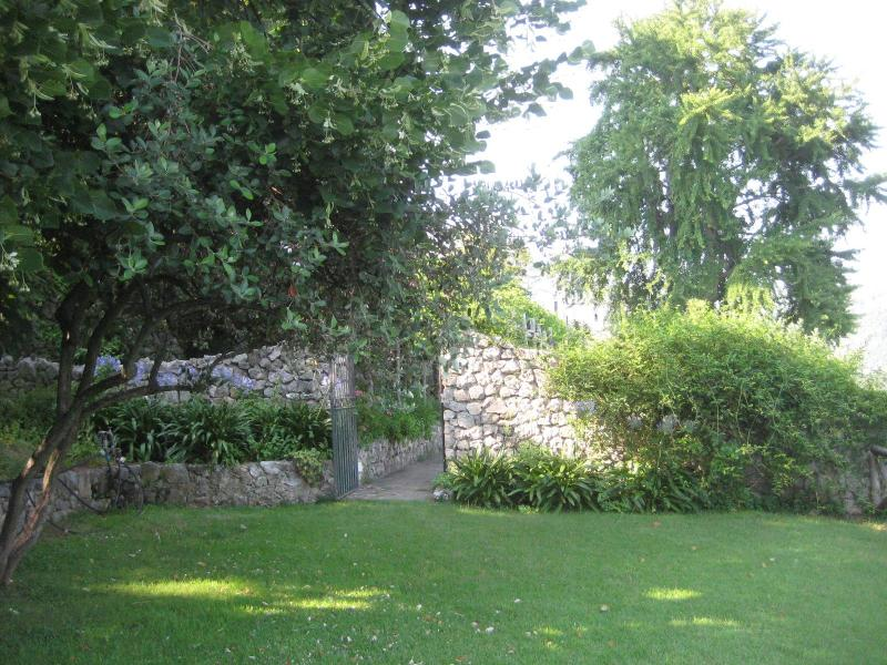 Garden - Typical  old Cottage with garden set in Ravello - Ravello - rentals