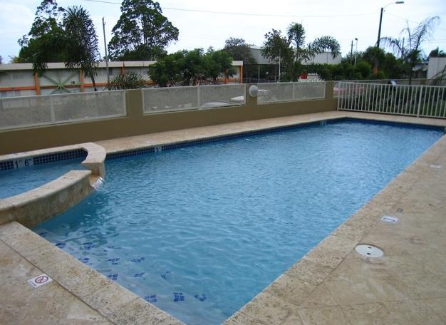Mi Refugio -modern condo a block from Rincon Beach - Image 1 - Rincon - rentals