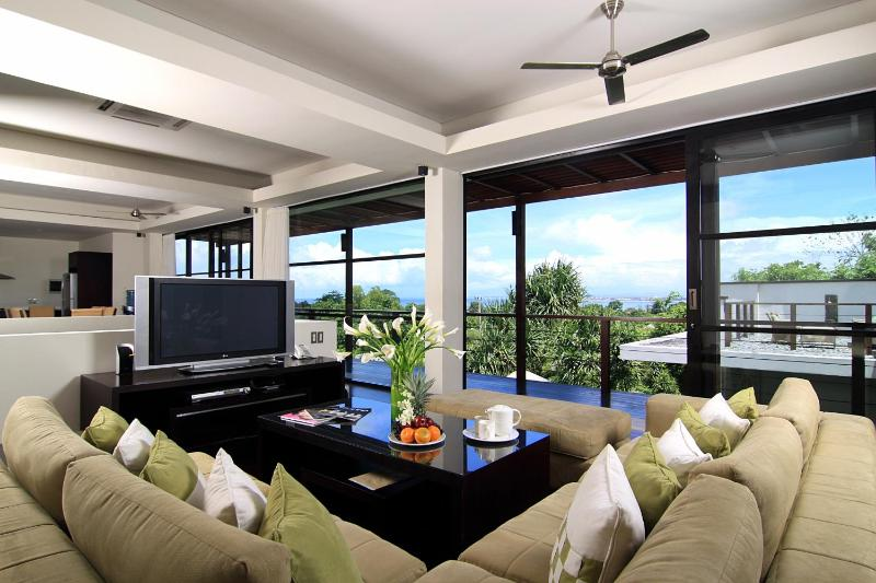 spacious living room - Temple Hill Residence Villa@Villa Allegia - Jimbaran - rentals