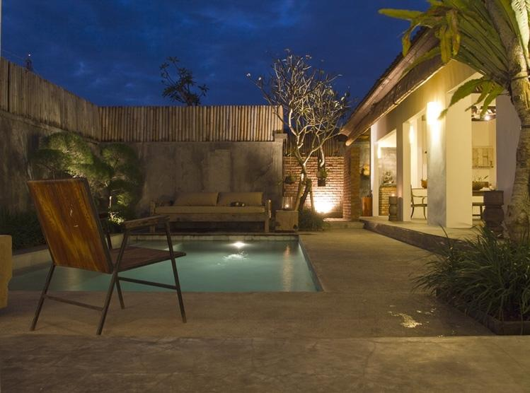 Exotic Two Bedroom Villa in The Center of Seminyak - Image 1 - Seminyak - rentals