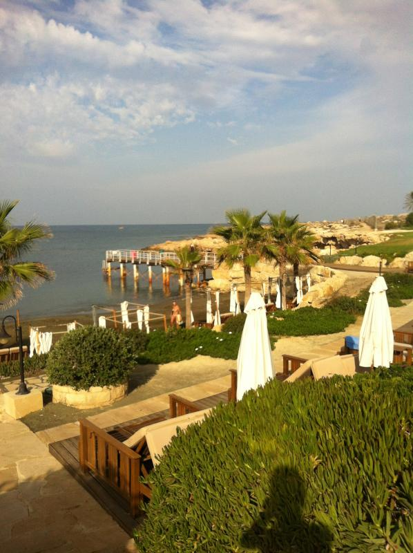 Local Beach - Kato Paphos Tomb of the Kings road, Superior Town House. - Lachi - rentals