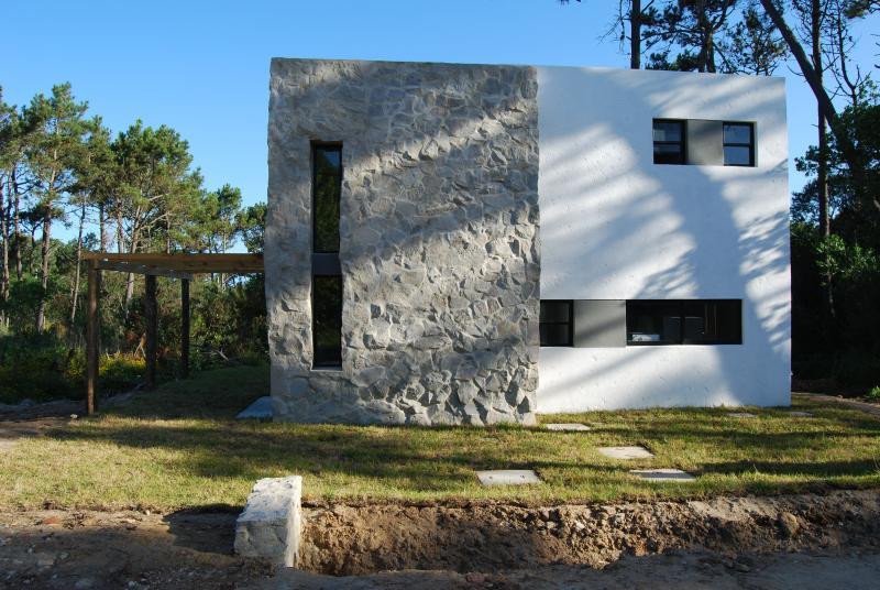 modern beach house - Casa Piedra-modern guest house - La Pedrera - rentals