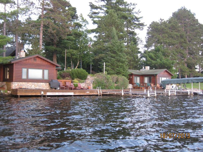 Lakeside Cabins - Northwoods Retreat - Lakeside Cabins - Manitowish Waters - rentals