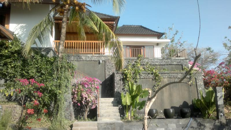 THE WHOLE RESORT (3 Villas) - Bali Marina Villa's Amed Bunutan - Amed - rentals