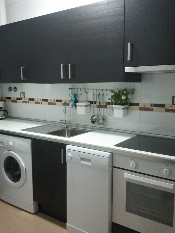 horno, lavavajillas y vitroceramica todo nuevo - Nice and cozy apartment in the center of Cádiz - Cadiz Province - rentals
