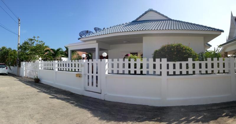 outside view - Pool villa at Hua Hin 2 bedrooms and 2 bathrooms - Cha-am - rentals
