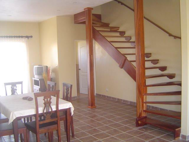 staircase to bedrooms - Center of Tamarindo 2bedroom/2.5 bathroom - Tamarindo - rentals