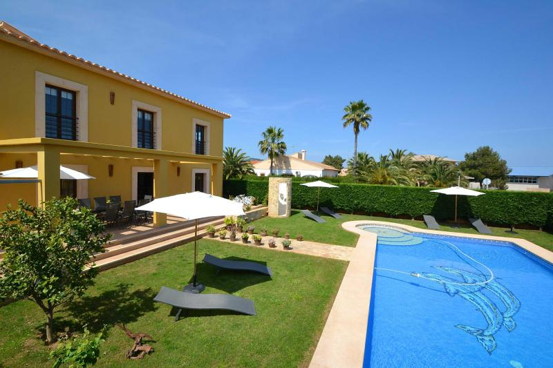 Villa Majorca with pool and wifi close the beach - Image 1 - Sa Coma - rentals