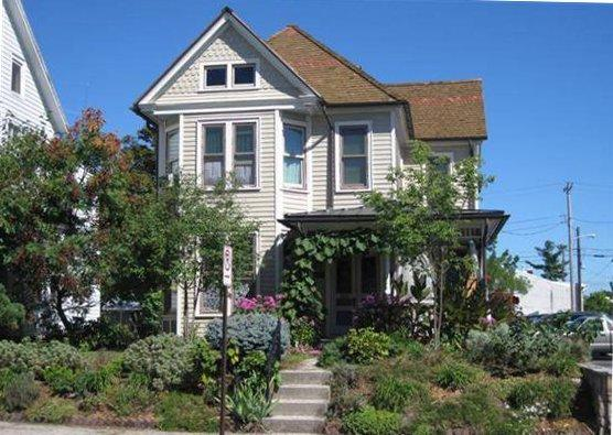 Culp House (from Middle Street) - Lovely Victorian, 3 bedrooms, 2.5 bathrooms - Gettysburg - rentals