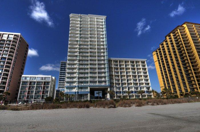 Carolinian - Carolinian - 2 Bedroom Condo on the Ocean in Myrtle Beach - Myrtle Beach - rentals