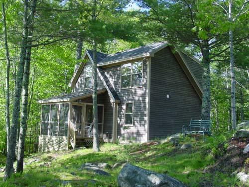East View - Mill Pond Cottage - Cozy Two Bedroom Home With Views Of Mill Pond Saltwater Marsh, Hockamock Bay And Back River - Arrowsic - rentals