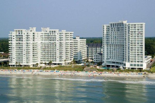 Sea Watch - Sea Watch N. 1 Bedroom Vacation Home by the Ocean at Myrtle Beach - Myrtle Beach - rentals