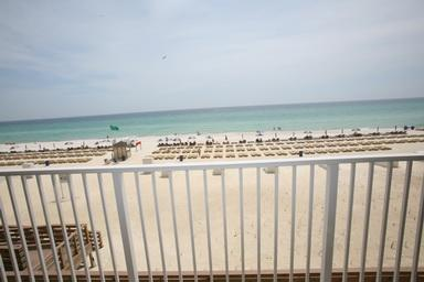Tidewater Beach Resort 106 Beach View - Tidewater First Floor Gulf Front is a Rare Find!!! - Panama City Beach - rentals