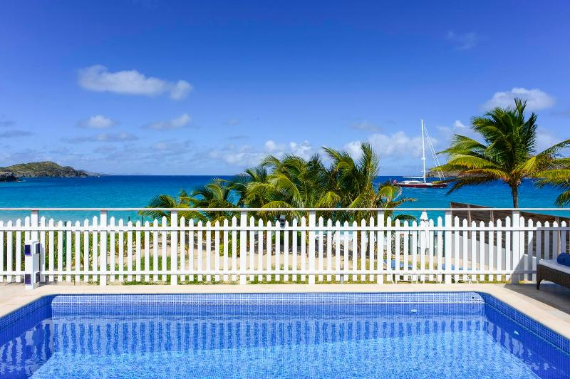 2 Bedroom Villa with Private Pool on Flamands Beach - Image 1 - Saint Barthelemy - rentals
