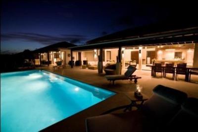 Marvelous 4 Bedroom Villa overlooking the Caribbean Sea in Little Harbour - Image 1 - Little Harbour - rentals