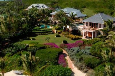 Breathtaking 9 Bedroom Villa in Little Harbour - Image 1 - Little Harbour - rentals