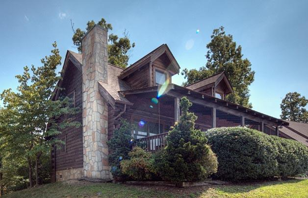 ER2 - HEAVENLY VIEW - Image 1 - Pigeon Forge - rentals