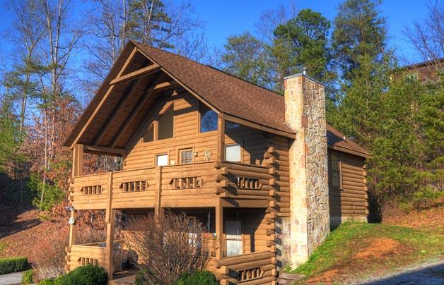 ER13 - AMIDST THE BEAUTY - Image 1 - Pigeon Forge - rentals