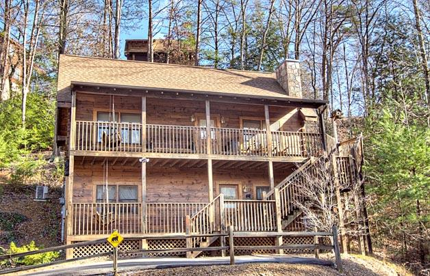 ER216 - BEARLY COUNTRY - Image 1 - Pigeon Forge - rentals