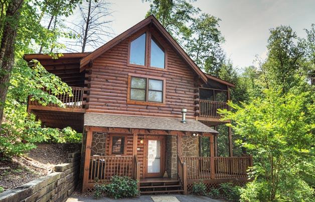 ER226 - LOCKER'S MOUNTAIN HIDEAWAY - Image 1 - Pigeon Forge - rentals