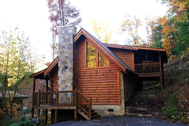 ER262 - TUCKED AWAY - Image 1 - Pigeon Forge - rentals