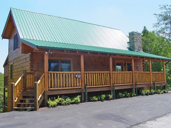 ERN821 - TRANQUIL TIMES - Image 1 - Pigeon Forge - rentals