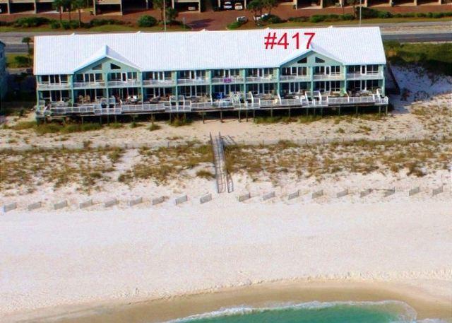 White Sands #417 - Image 1 - Pensacola Beach - rentals
