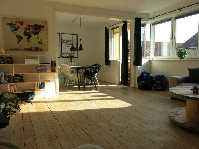 Tagensvej Apartment - Bright and spacious Copenhagen apartment at Noerrebro - Copenhagen - rentals