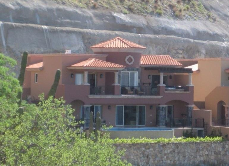Back view of one of the villas - Montecristo Estates By Pueblo Bonito - Cabo San Lucas - rentals