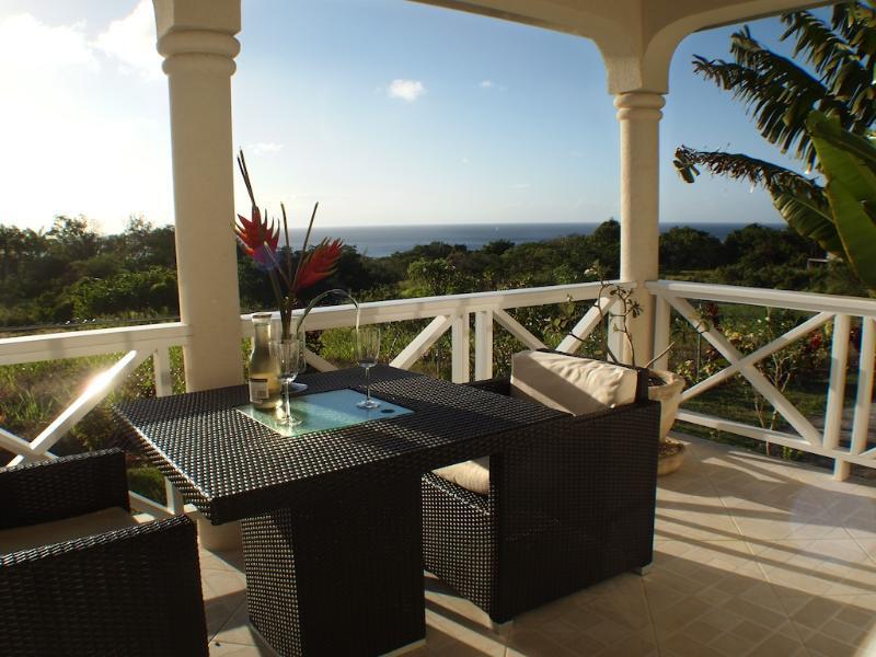 Living room terrace - Harpers Villa Barbados - Saint James - rentals