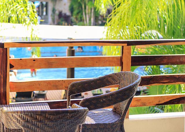COMFORTABLE & GREAT VIEW FROM BALCONY, 1 Block 5th avenue Playa del Carmen - Image 1 - Playa del Carmen - rentals